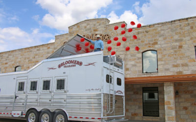 Bloomer Trailers and LockeyUSA: A Star-Studded Combination